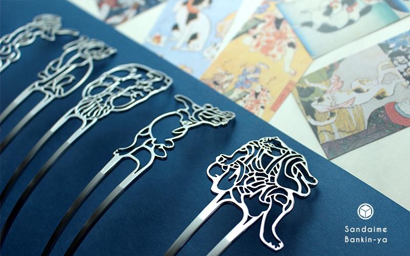日本橋三越にて、「ネコいろいろ展」開催😸