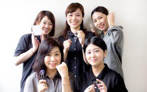 女性チーム